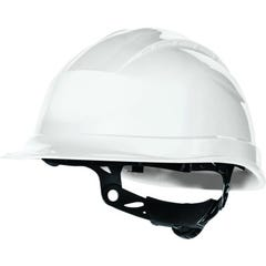 CASCO DE DIRECCION REGULABLE BLANCO DELTA PLUS QUARTZ UP III